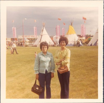 Vernita and Mary