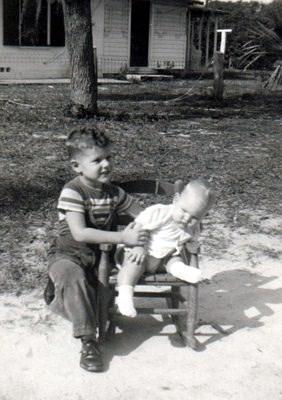Dickie & Jerry ~ 1955