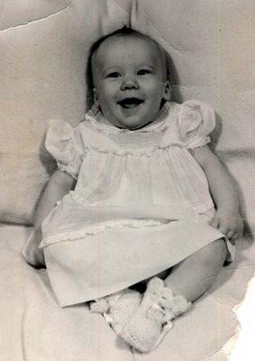 Debbie, 3-months old