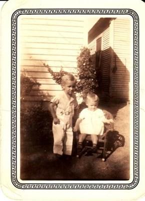 Betty June Buchanan Martin photos