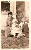 Dora Mae, Jane and Albert